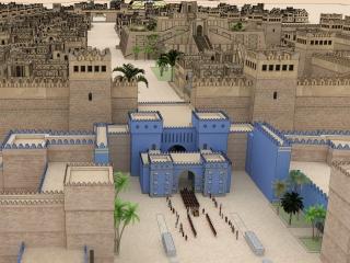 Babilonia - Porta di Ishtar